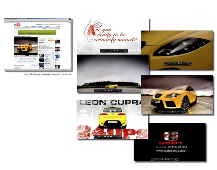 SEAT - Cupra launch