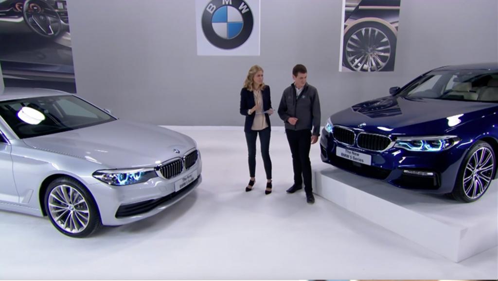 BMW Genius Facebook live