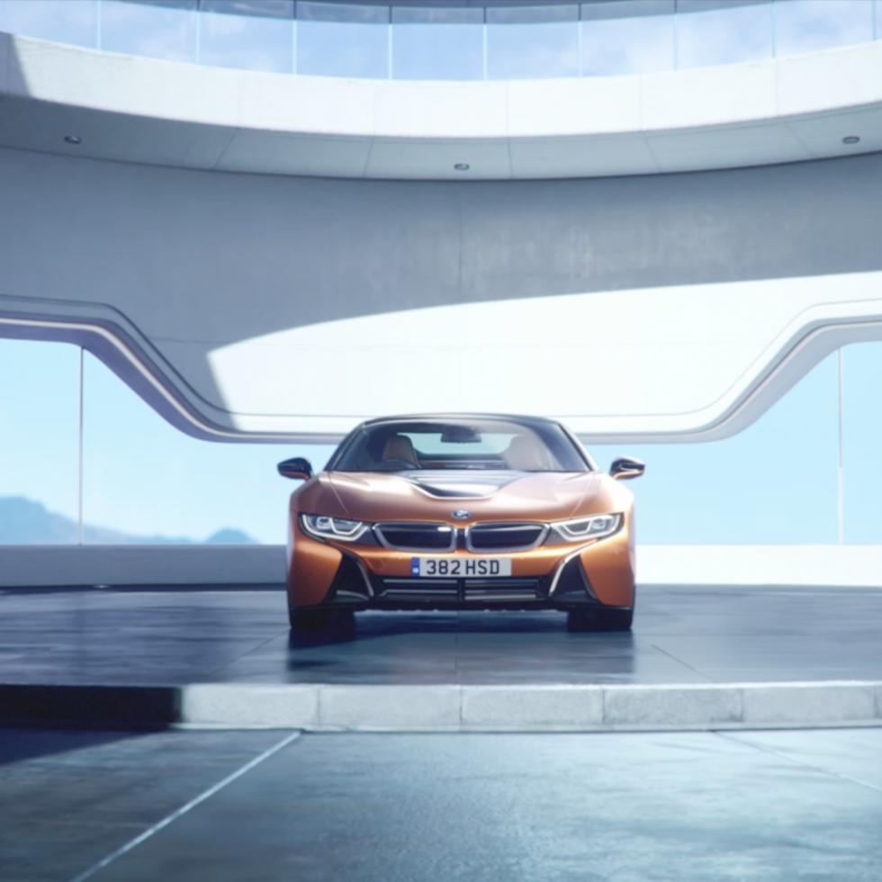 BMW i range film